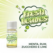 Superflavor FRESH LEAVES aroma concentrato 10ml