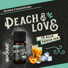 PEACH & LOVE premium blend 10ml-Vaporart