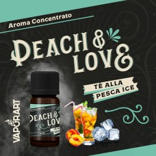 PEACH & LOVE premium blend 10ml-Vaporart