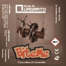 AROMA SCOMPOSTO SVAPO QUADRATO BITEME (cioccolato caramello)