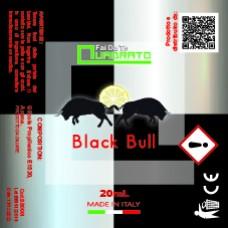 AROMA SCOMPOSTO SVAPO QUADRATO BLACK BULL