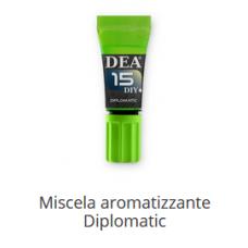 15 Miscela aromatizzante Diplomatic  10 ml