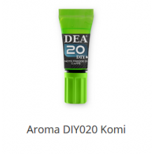 20 Miscela aromatizzante Komi 10 ml