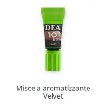 10 Miscela aromatizzante Velvet 10 ml