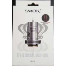 Smok Resistenza TFV16 Conical Mesh 0,2ohm (3 pezzi)