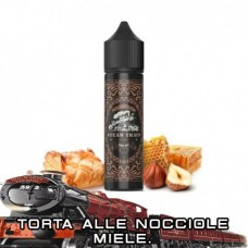 Steam Train GOLD RUSH Aroma 20 ml