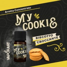 My Cookie premium blend 10ml-Vaporart