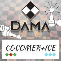 AROMA CONCENTRATO DAMA  COCOMER-ICE
