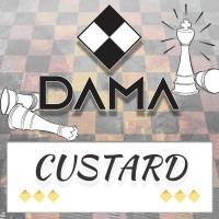 AROMA CONCENTRATO DAMA  CUSTARD