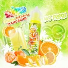 Eliquid France Fruizee No Fresh Lemon Orange Mandarin - Vape Shot - 20ml