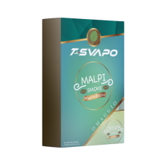 Mentabacco Malpi Smoke SHAKE AND GO Aroma Contenuto 20 ml Flac. 60 ml