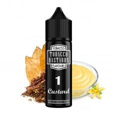 Tobacco Bastards - Aroma Scomposto 20ml - N.1 Custard