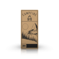 AROMA SHOT SERIES - CHARLIE'S CHALK DUST - CAMPFIRE