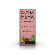 AROMA SHOT SERIES - CHARLIE'S CHALK DUST - PACHA MAMA - STRAWBERRY GUAVA JACKFRUIT