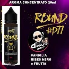 ROUND #D77 concentrato 20ml