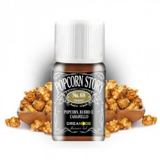 Dreamods - No. 68 Pop Corn Story - aroma 10ml