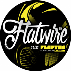 FLAPTON FLATWIRE (3MT) KANTHAL 24GA+32GA