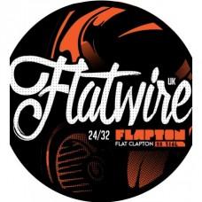 FLAPTON FLATWIRE (3MT) SS316L 24GA+32GA