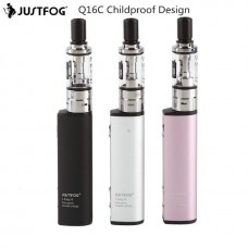 KIT Q16c 900 mAh JUSTFOG (Black)