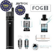Justfog Kit Fog one BLACK