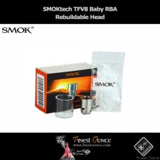 RBA TFV8 BABY de Smoktech