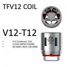 RESISTENZE SMOK Tfv 12 T12  O,12 OHM (conf 3)